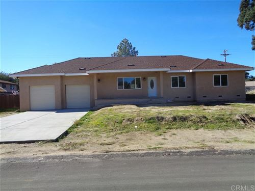 Photo of 2468 Cypress Drive, Campo, CA 91906 (MLS # 190065715)