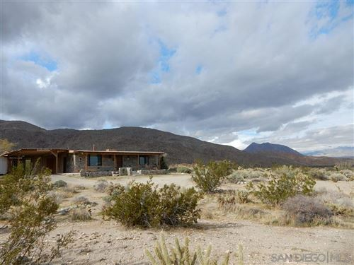Photo of 303 Tub Canyon Rd, Borrego Springs, CA 92004 (MLS # 200003715)