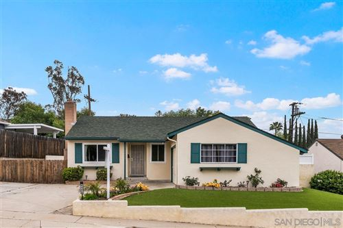 Photo of 5345 Kiowa Dr, La Mesa, CA 91942 (MLS # 210009716)