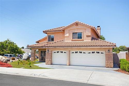 Photo of 9500 Paseo De Los Castillos, Santee, CA 92071 (MLS # NDP2104718)