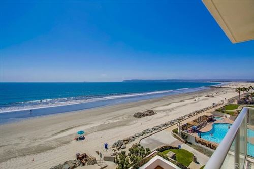 Photo of 1760 Avenida del Mundo #1004, Coronado, CA 92118 (MLS # PTP2102719)