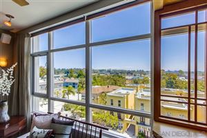 Tiny photo for 850 Beech St. #806, San Diego, CA 92101 (MLS # 190048720)