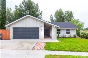 Photo of 16530 Fairglade Street, Canyon Country, CA 91387 (MLS # 301533720)