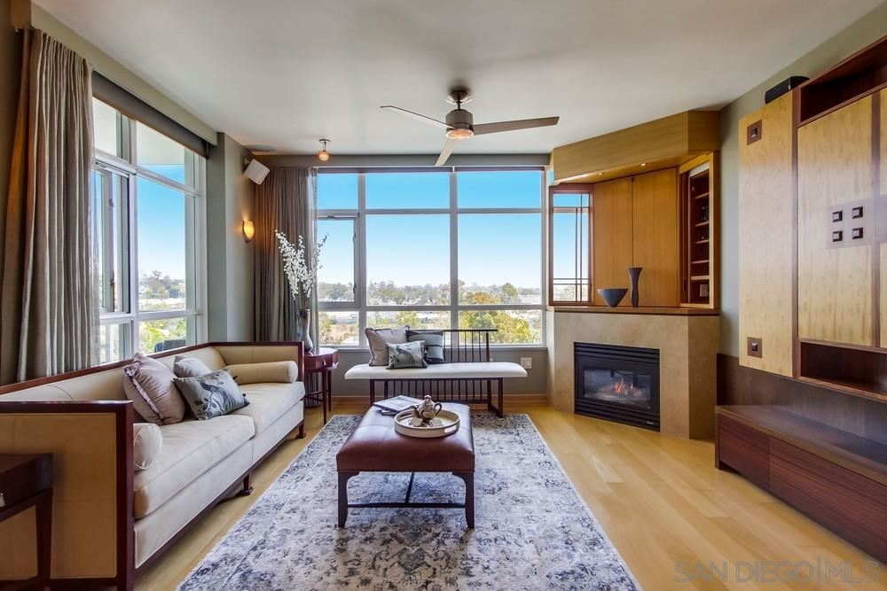 Photo for 850 Beech St. #806, San Diego, CA 92101 (MLS # 190048720)