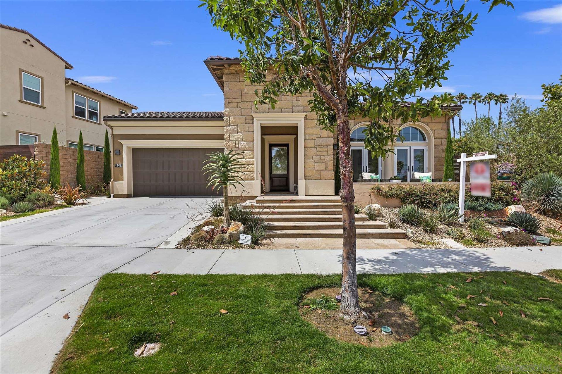 Photo of 4748 Borden Ct, Carlsbad, CA 92010 (MLS # 210021720)