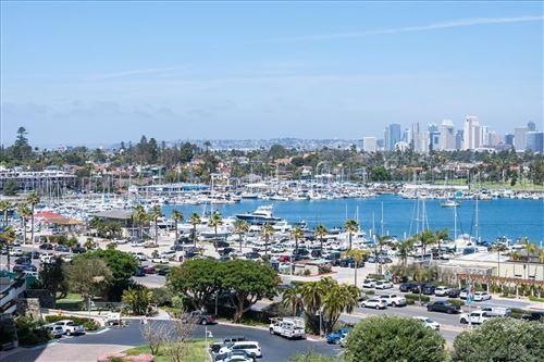 Photo of 1780 Avenida del Mundo #802, Coronado, CA 92118 (MLS # 210008721)