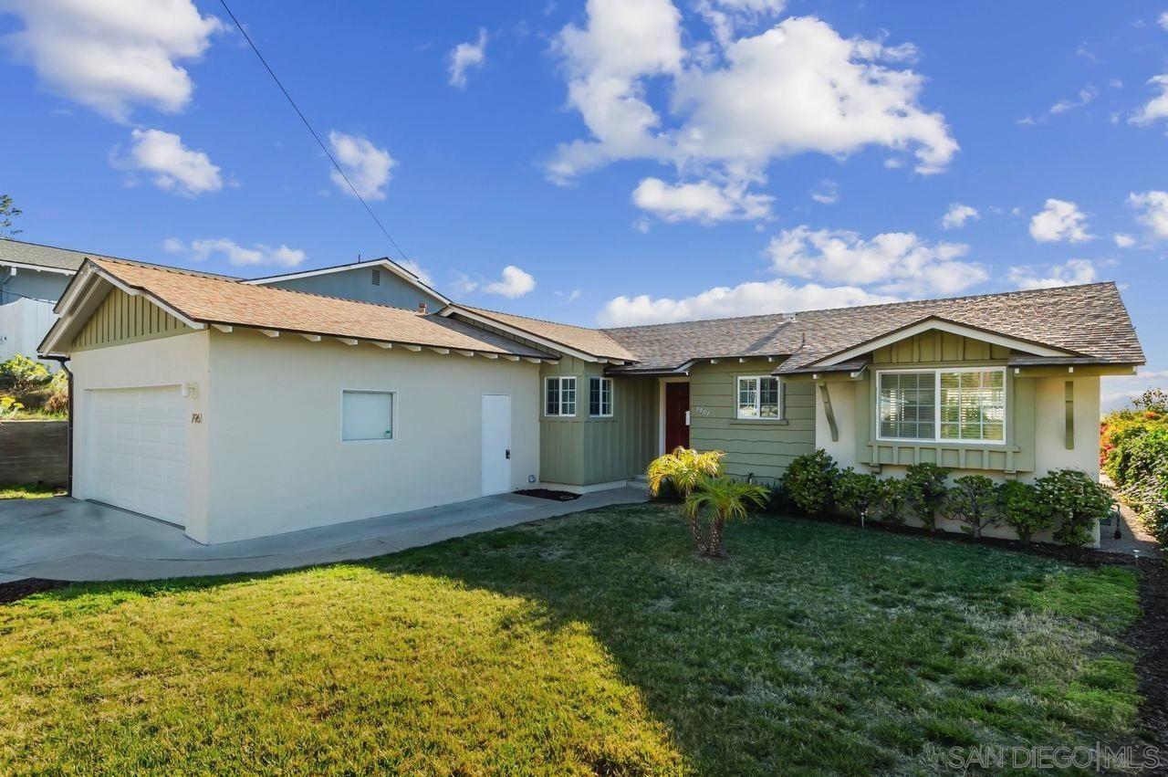 Photo of 7961 Cinnabar Drive, La Mesa, CA 91941 (MLS # 210004722)