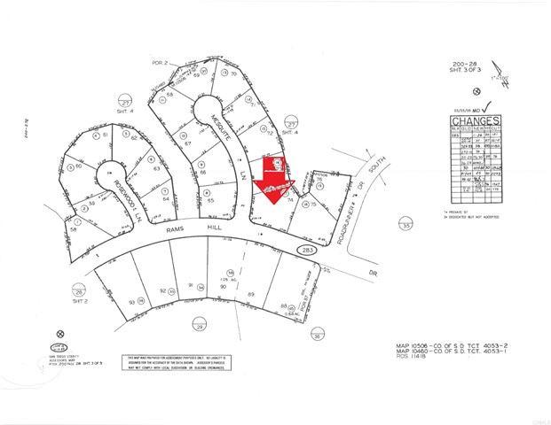 Photo of Mesquite, Borrego Springs, CA 92004 (MLS # NDP2104723)