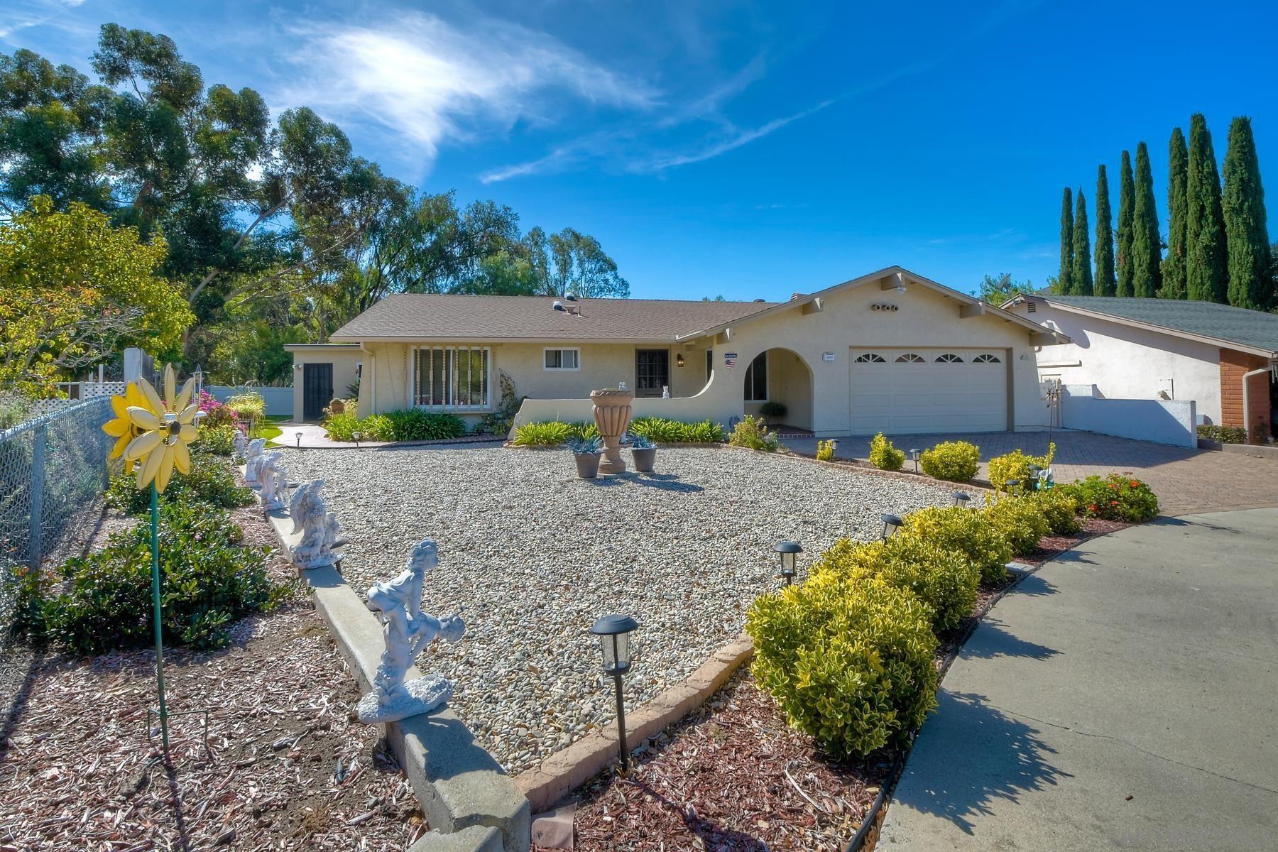 Photo of 12415 PASEO COLINA, Poway, CA 92064 (MLS # 210029724)