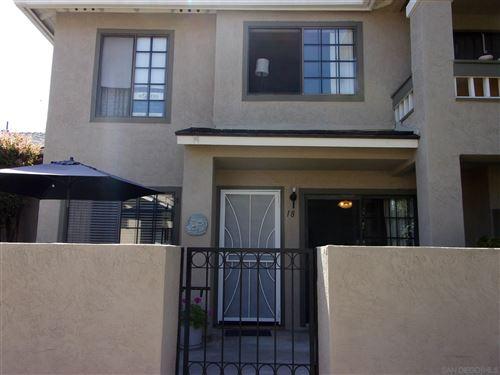 Photo of 7955 Arly Ct #18, Santee, CA 92071 (MLS # 210011726)