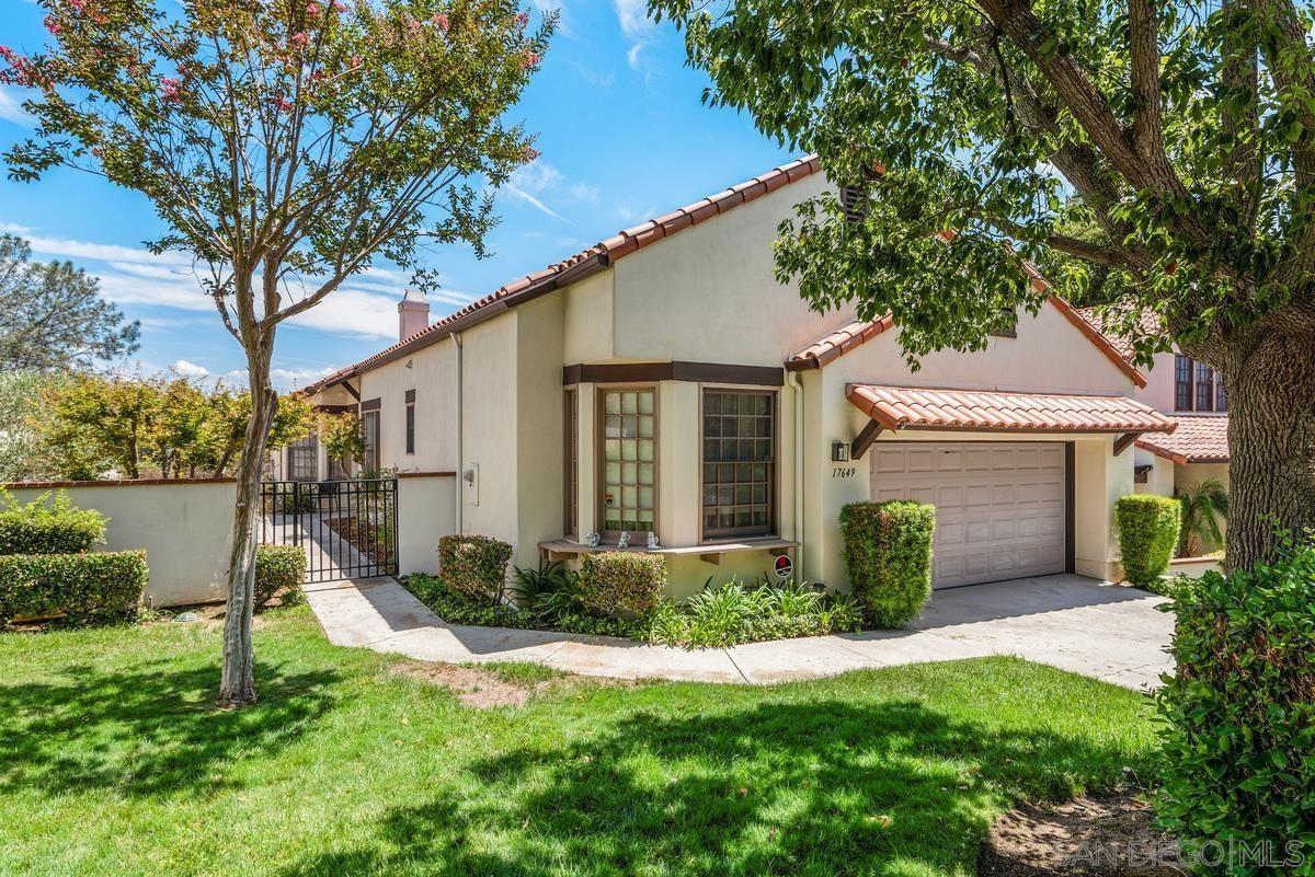 Photo of 17649 Parlange, San Diego, CA 92128 (MLS # 210021726)