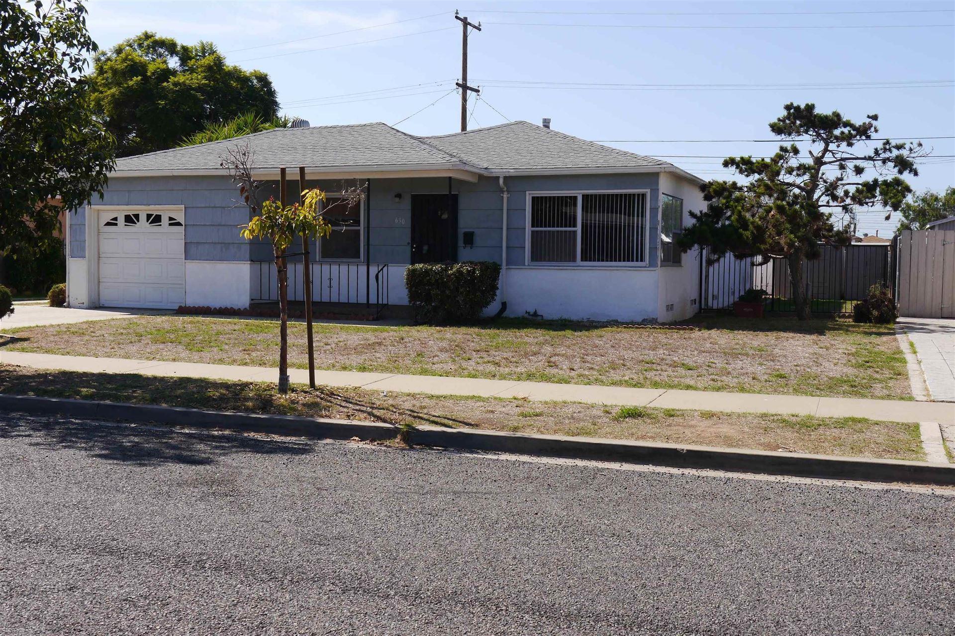 Photo of 630 Woodlawn Ave., Chula Vista, CA 91910 (MLS # 210029726)