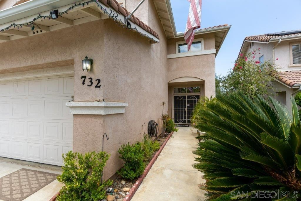 Photo of 732 Foxhall Ct., San Marcos, CA 92078 (MLS # 210015727)