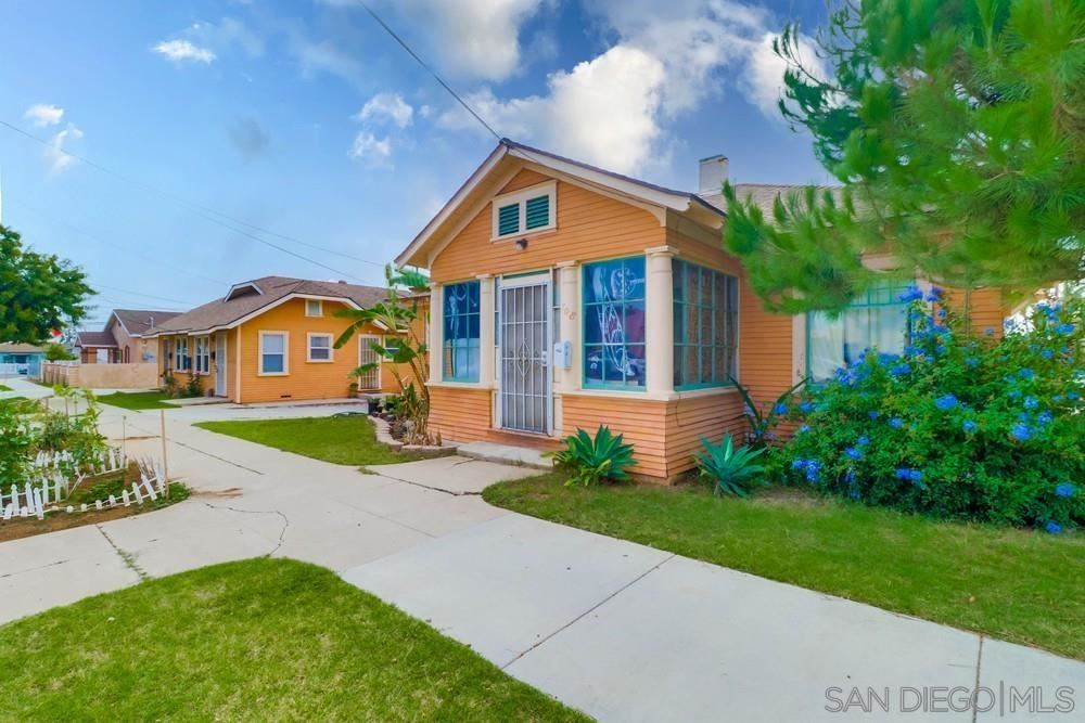 Photo of 708-24 J Ave, National City, CA 91950 (MLS # 210028727)