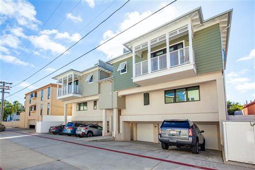 Tiny photo for 845 F Avenue, Coronado, CA 92118 (MLS # 200009729)
