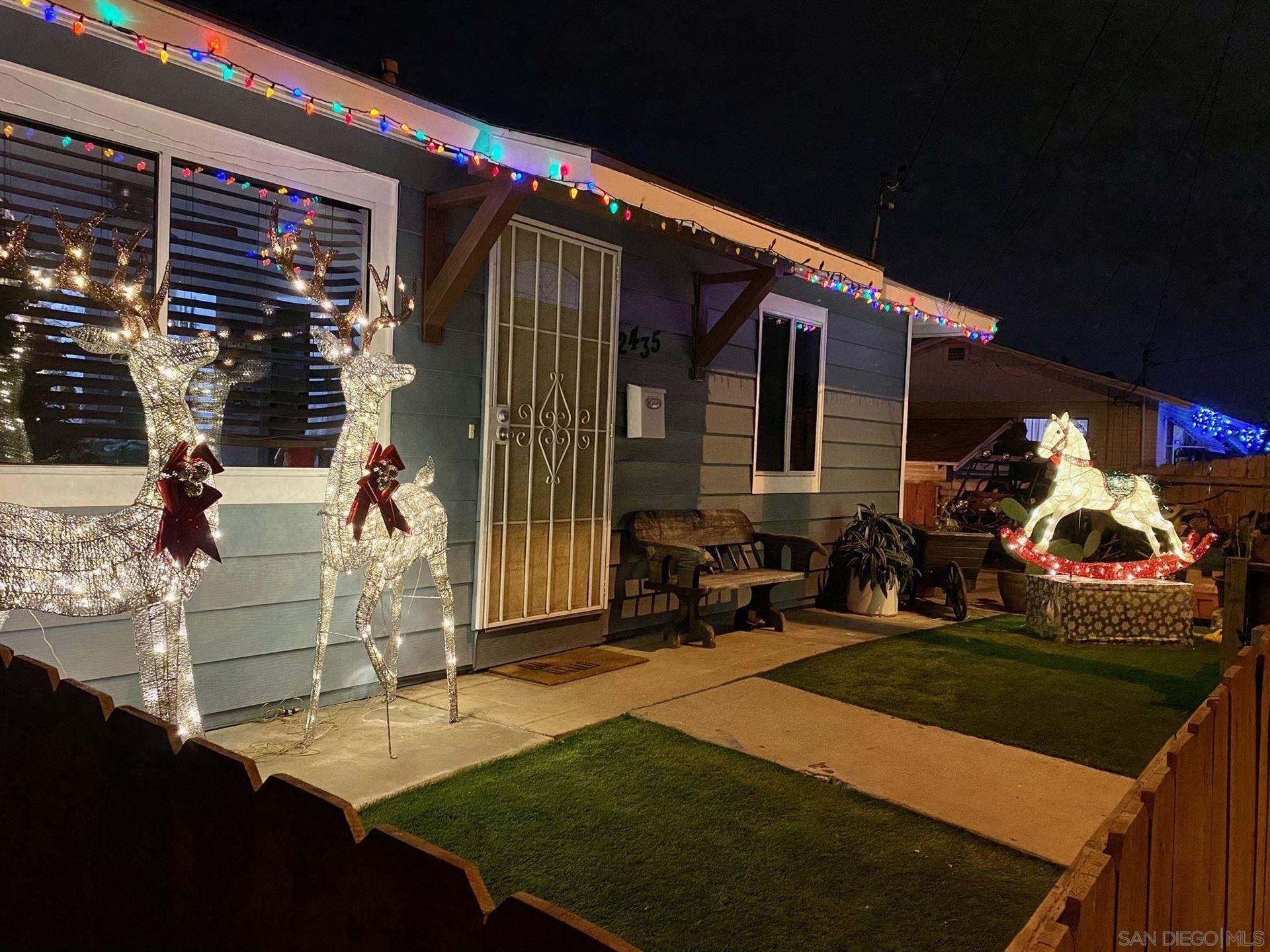 Photo of 2435 Van Ness Ave, National City, CA 91950 (MLS # 200053729)
