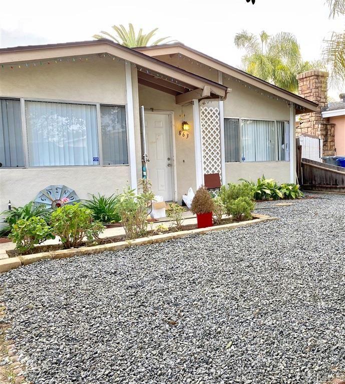 Photo of 863 Via Felicidad, Vista, CA 92084 (MLS # 200022730)