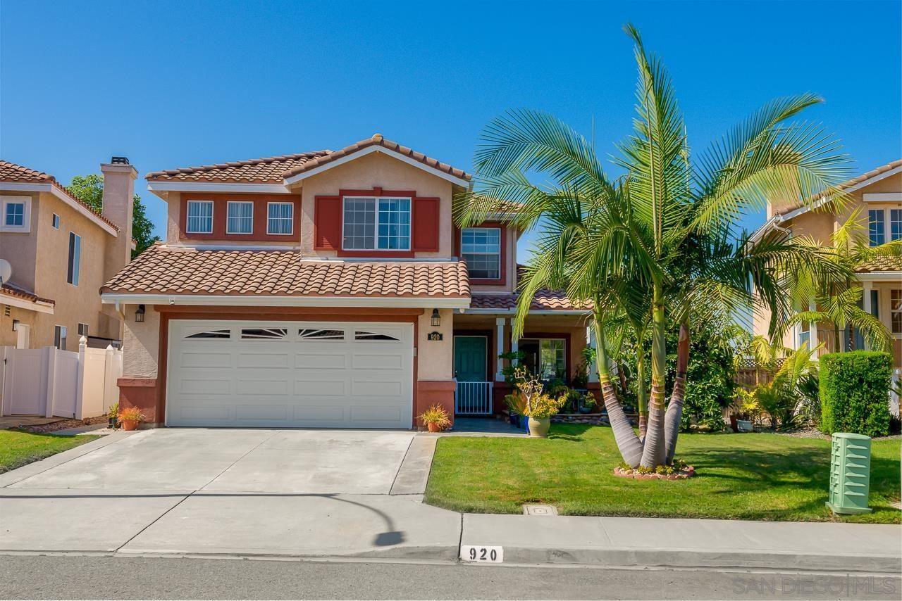 Photo of 920 Norella Street, Chula Vista, CA 91910 (MLS # 210021733)