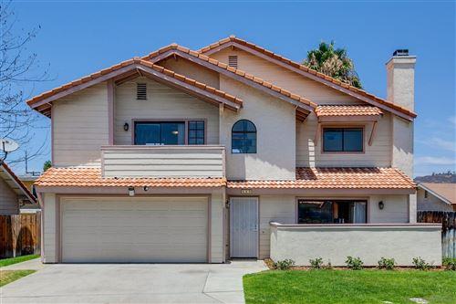Photo of 848 Cherrywood Way, El Cajon, CA 92021 (MLS # 210020734)