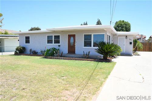 Photo of 501 DOROTHY ST, El Cajon, CA 92019 (MLS # 200033735)