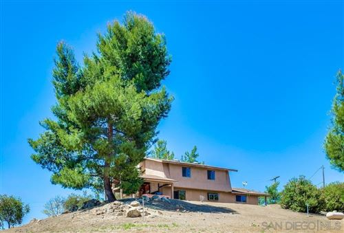 Photo of 17151 Lawson Valley Road, Jamul, CA 91935 (MLS # 210013737)