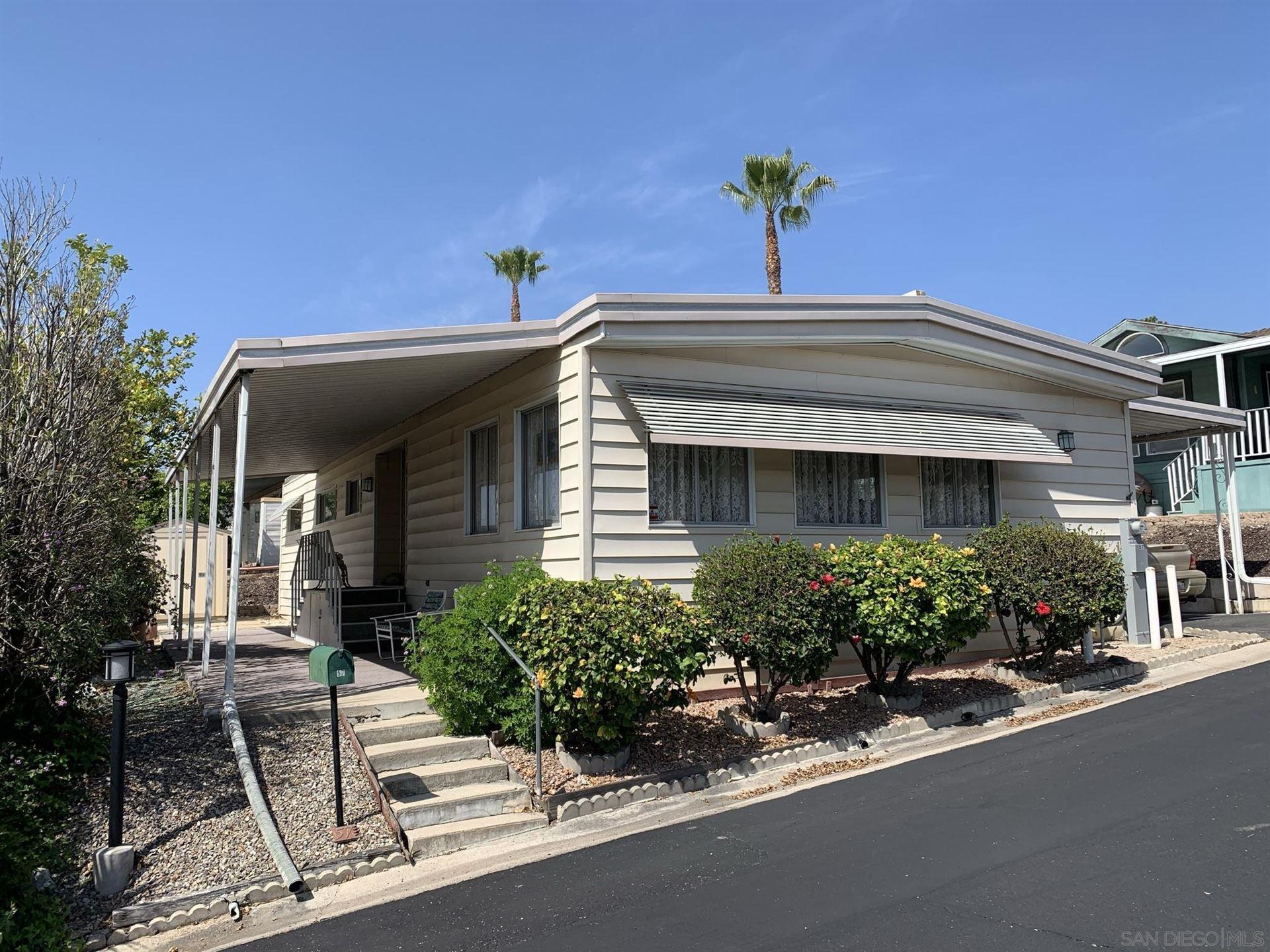 Photo of 10770 Jamacha Blvd. #57, Spring Valley, CA 91978 (MLS # 210015741)