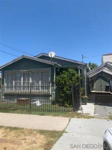 Photo of 629 G ST, CHULA VISTA, CA 91910 (MLS # 210015742)