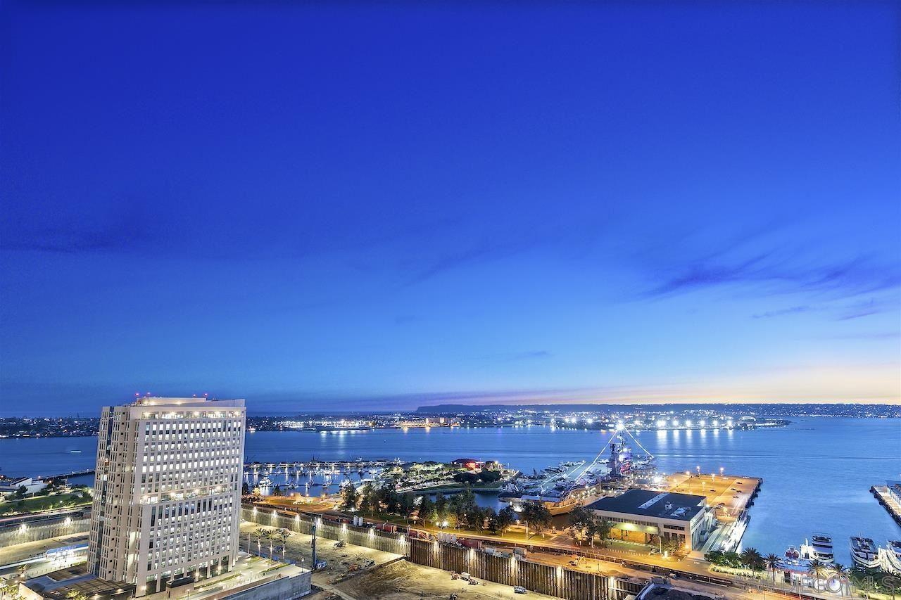 Photo of 888 W E St #2303, San Diego, CA 92101 (MLS # 210021742)