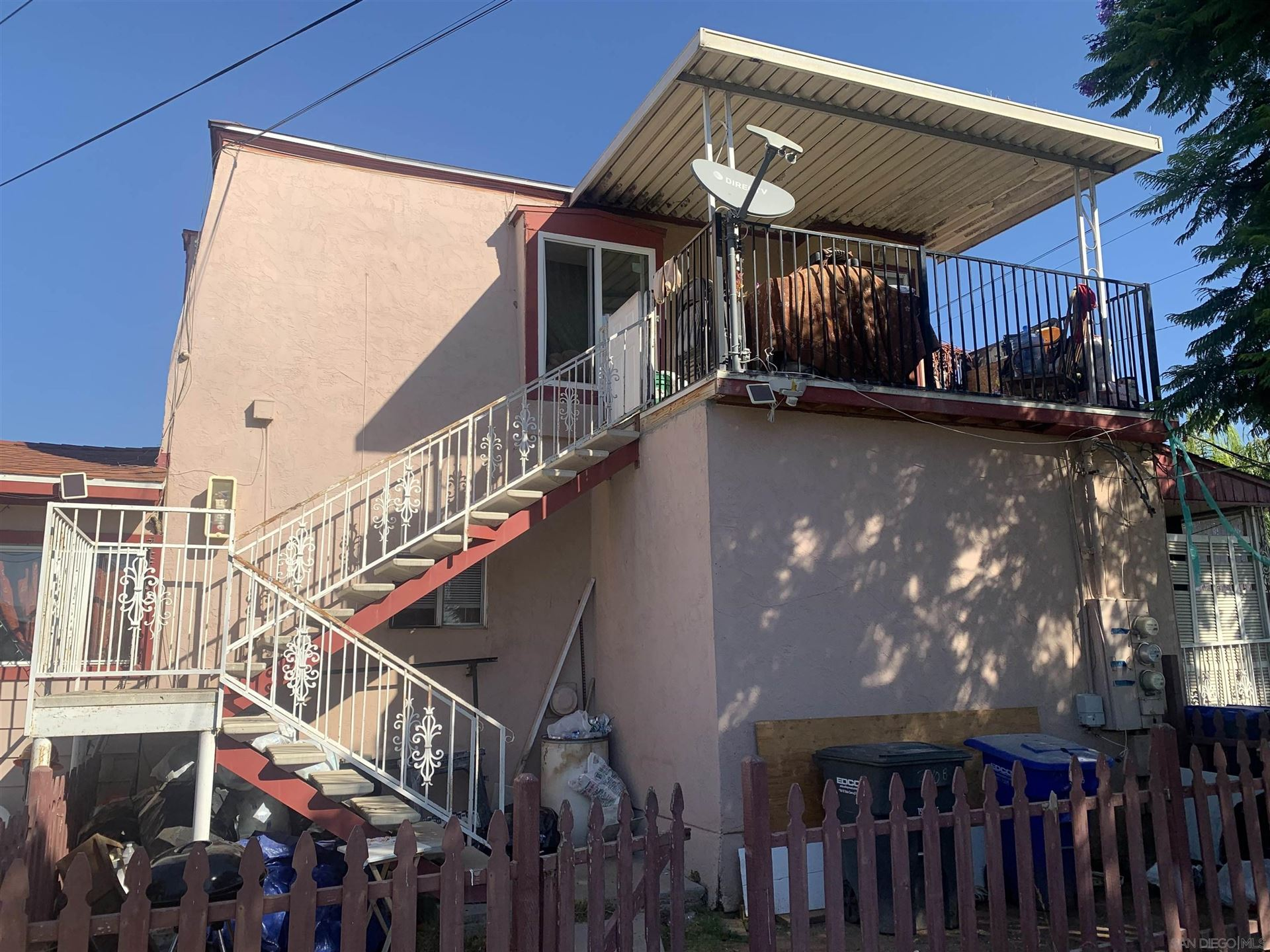 Photo of 240 B Ave., National City, CA 91950 (MLS # 210027743)