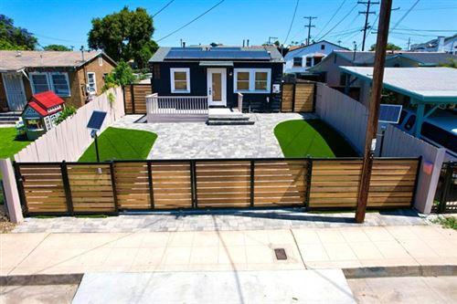 Photo of 3524 Tompkins Street, San Diego, CA 92102 (MLS # NDP2106745)