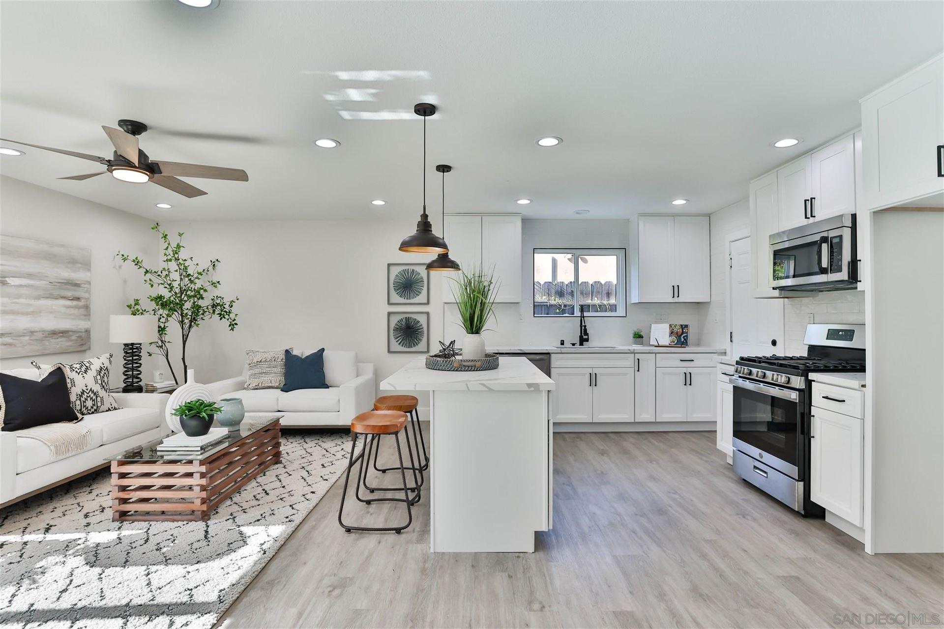 Photo of 7342 Fulwood Ln, San Diego, CA 92111 (MLS # 210021746)