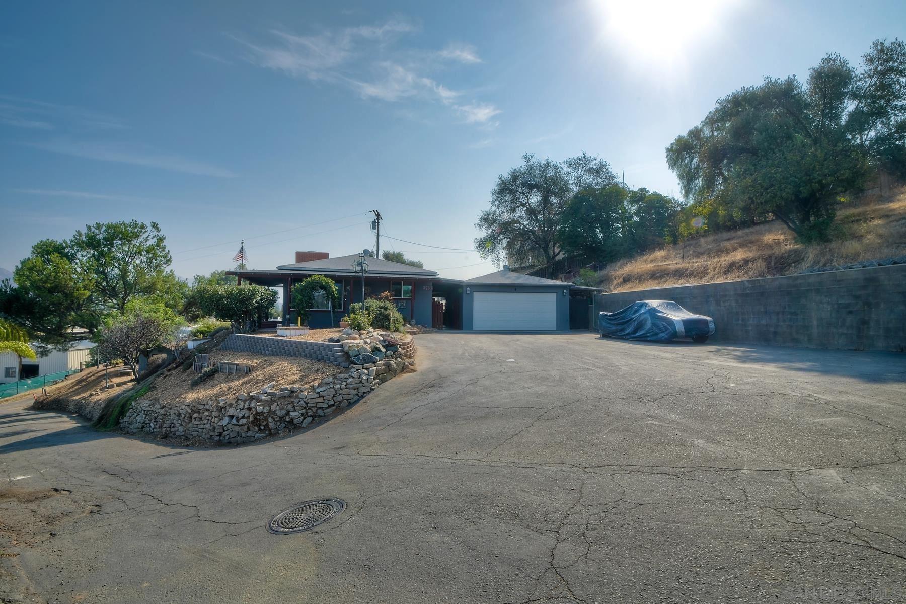 Photo of 9733 Emerald Hill Lane, Lakeside, CA 92040 (MLS # 210025753)