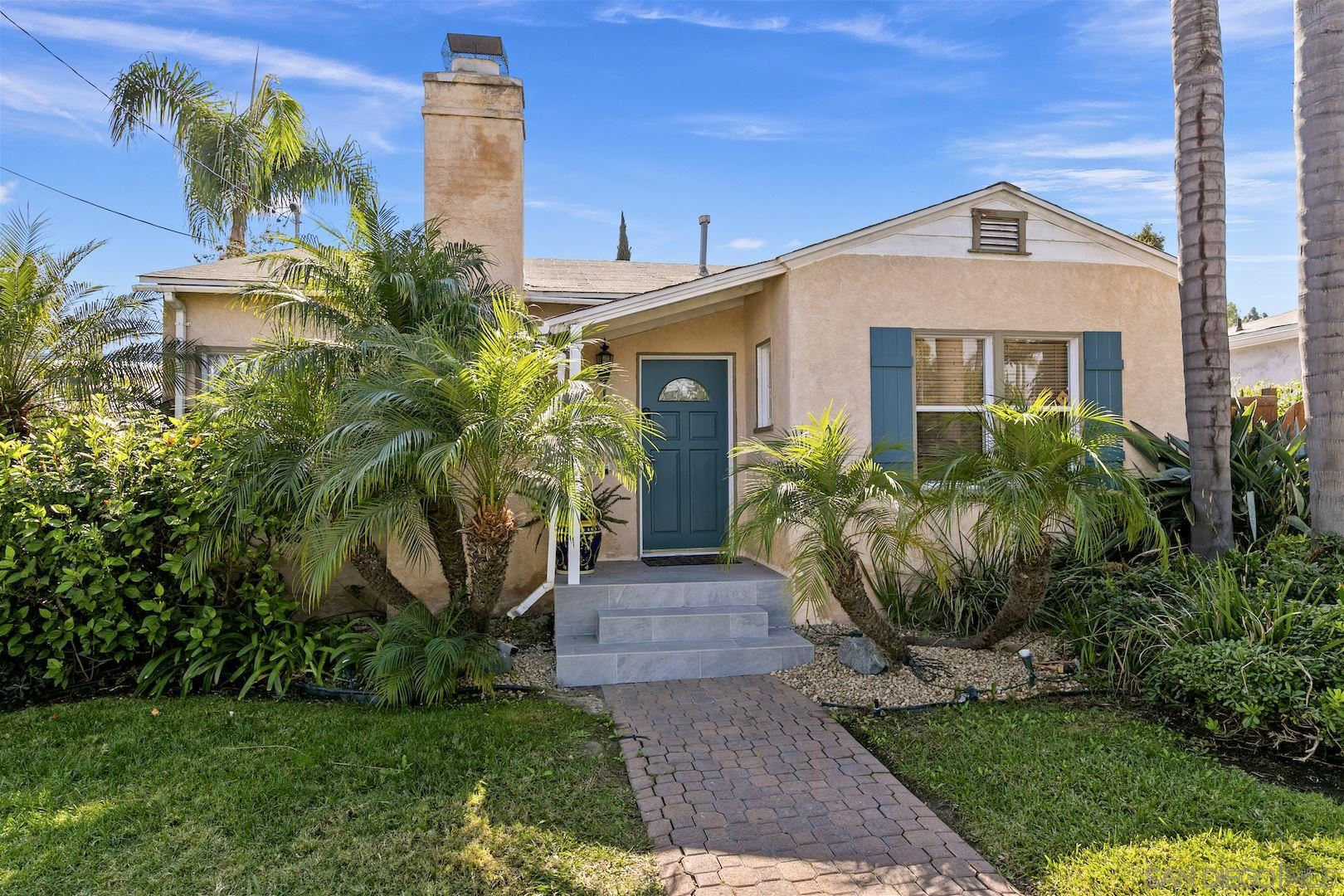 Photo for 3687 Madison Ave, San Diego, CA 92116 (MLS # 200050756)