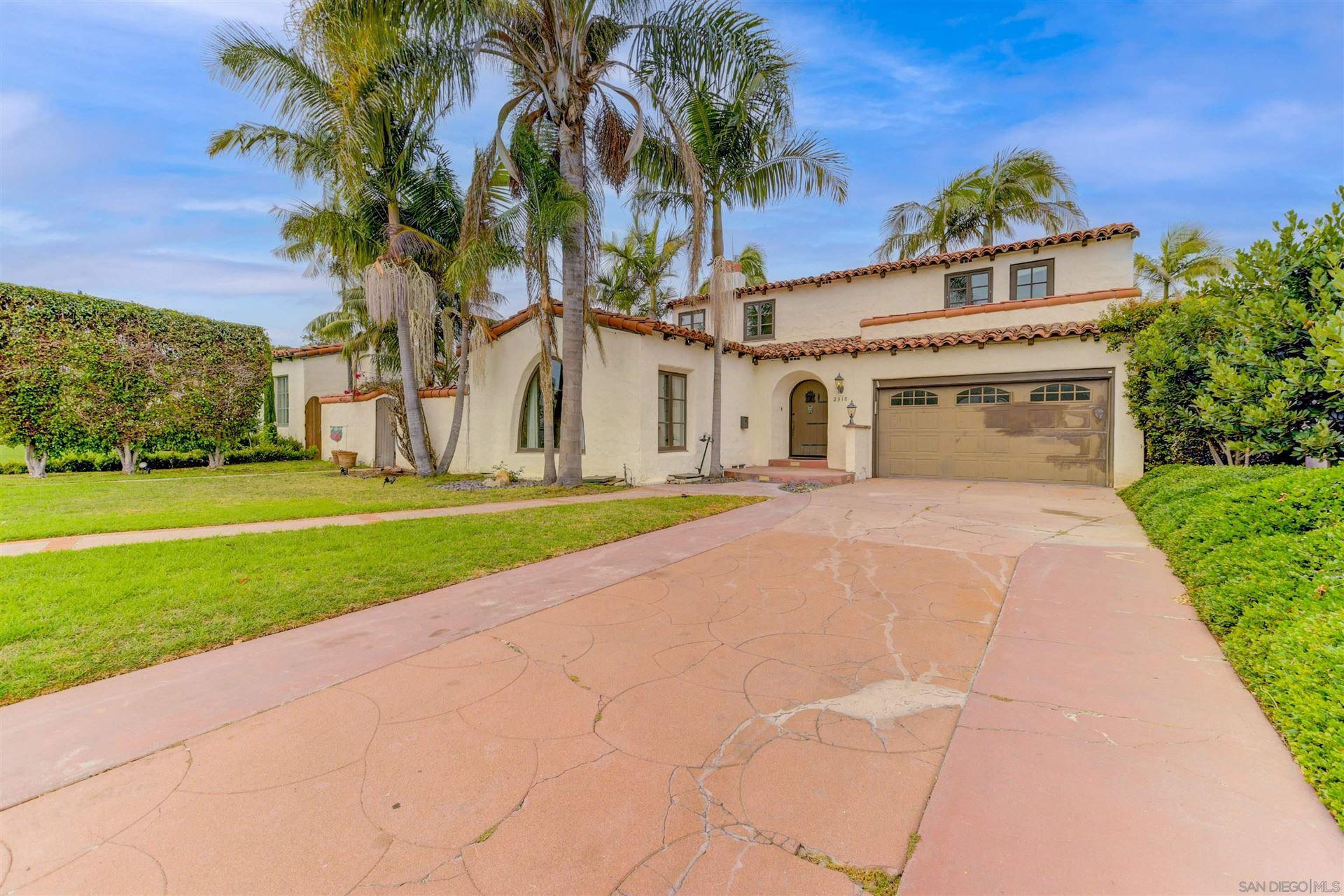 Photo of 2318 Plum Street, San Diego, CA 92106 (MLS # 210029756)