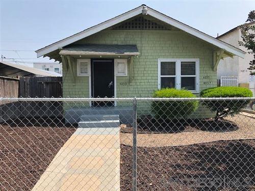 Photo of 4033-37 Menlo Ave, San Diego, CA 92105 (MLS # 210023757)