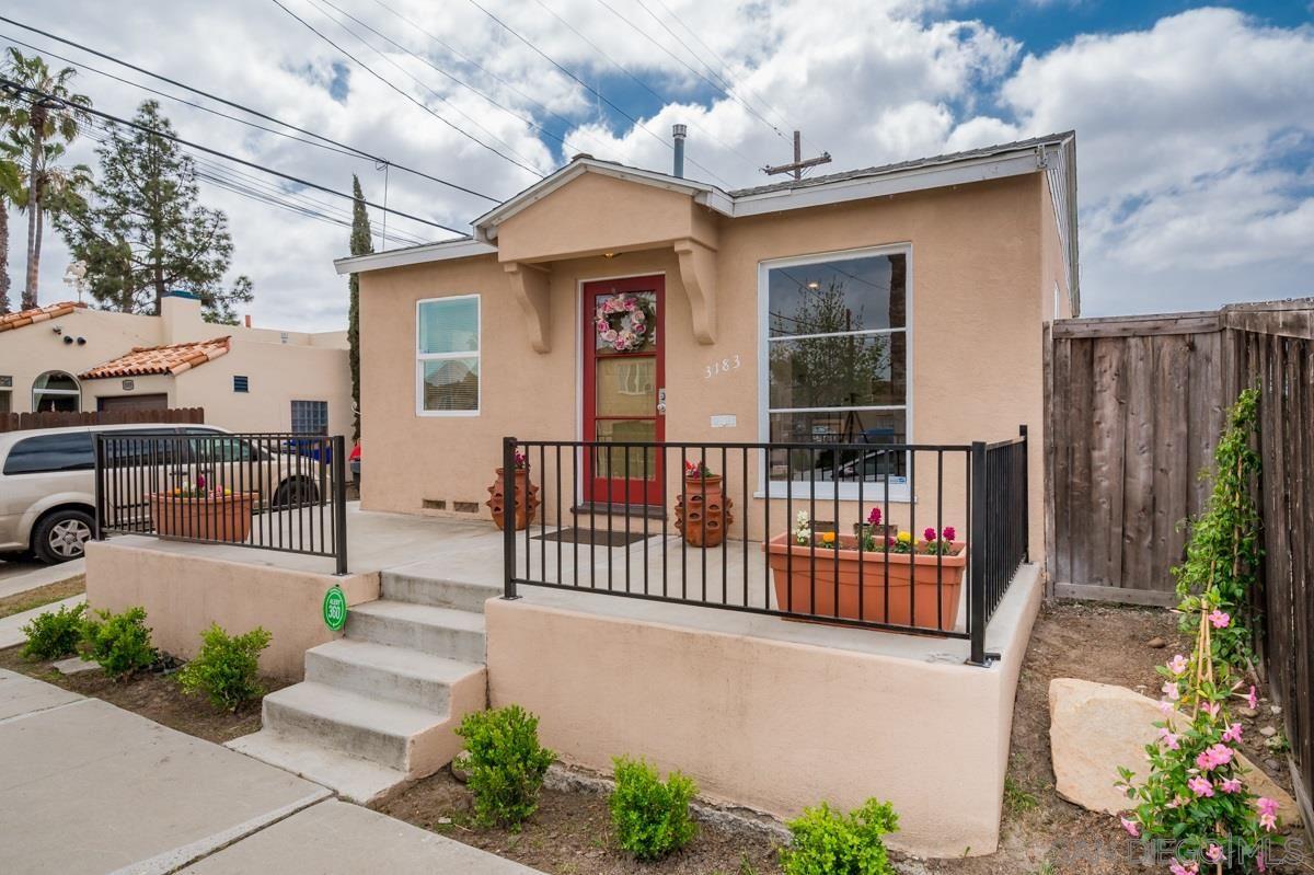 Photo for 3183 Monroe Avenue, San Diego, CA 92116 (MLS # 210009757)