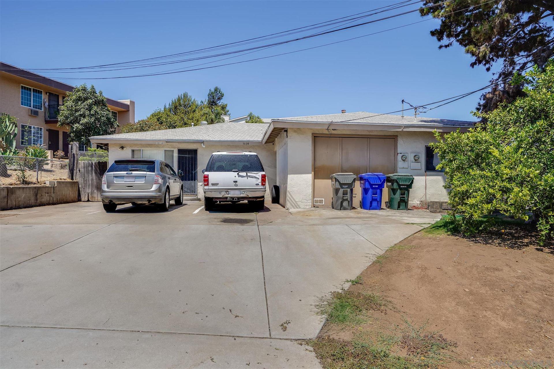 Photo of 3606-08 S Bonita St., Spring Valley, CA 91977 (MLS # 210020757)