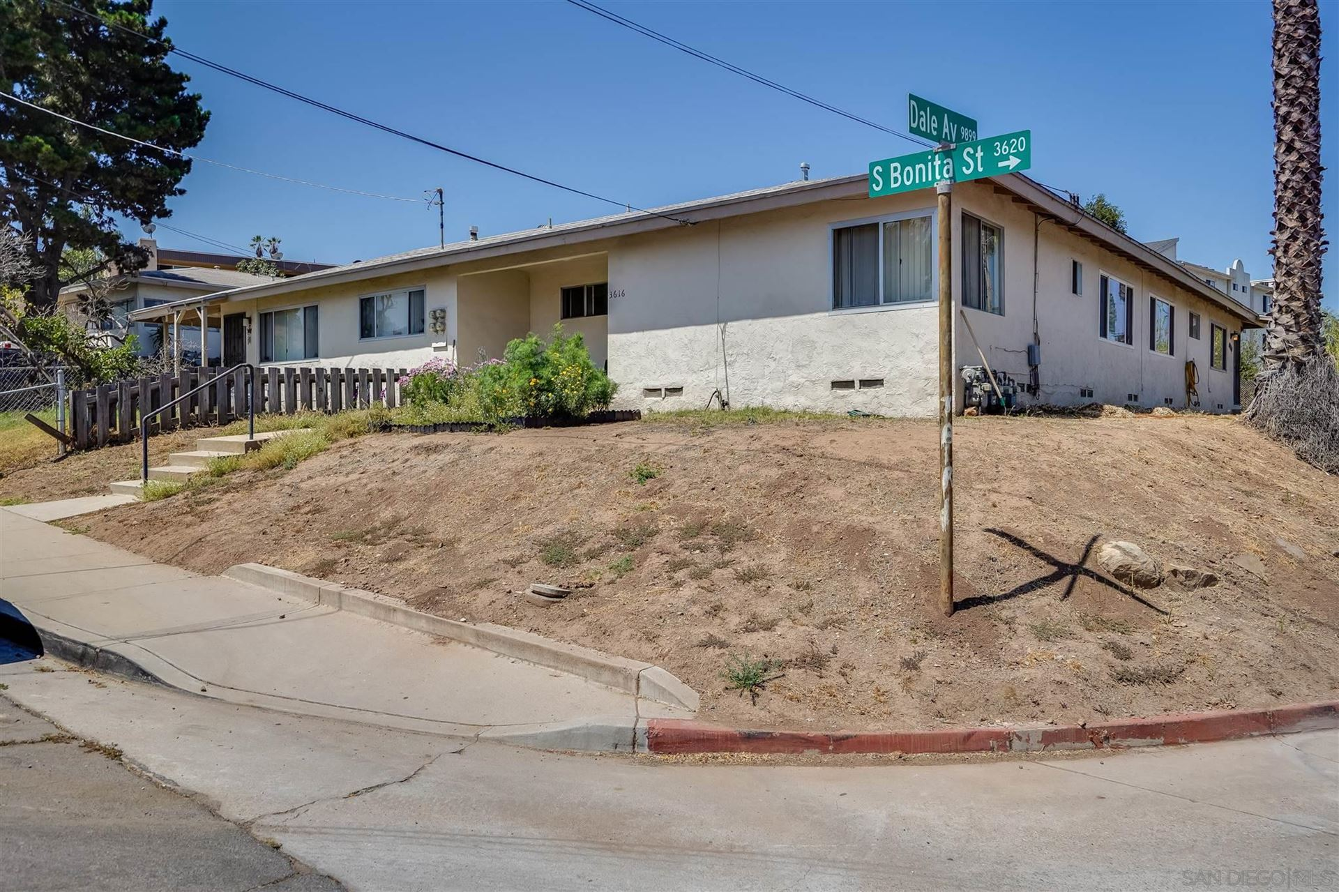 Photo of 3612-16 S Bonita St, Spring Valley, CA 91977 (MLS # 210020759)