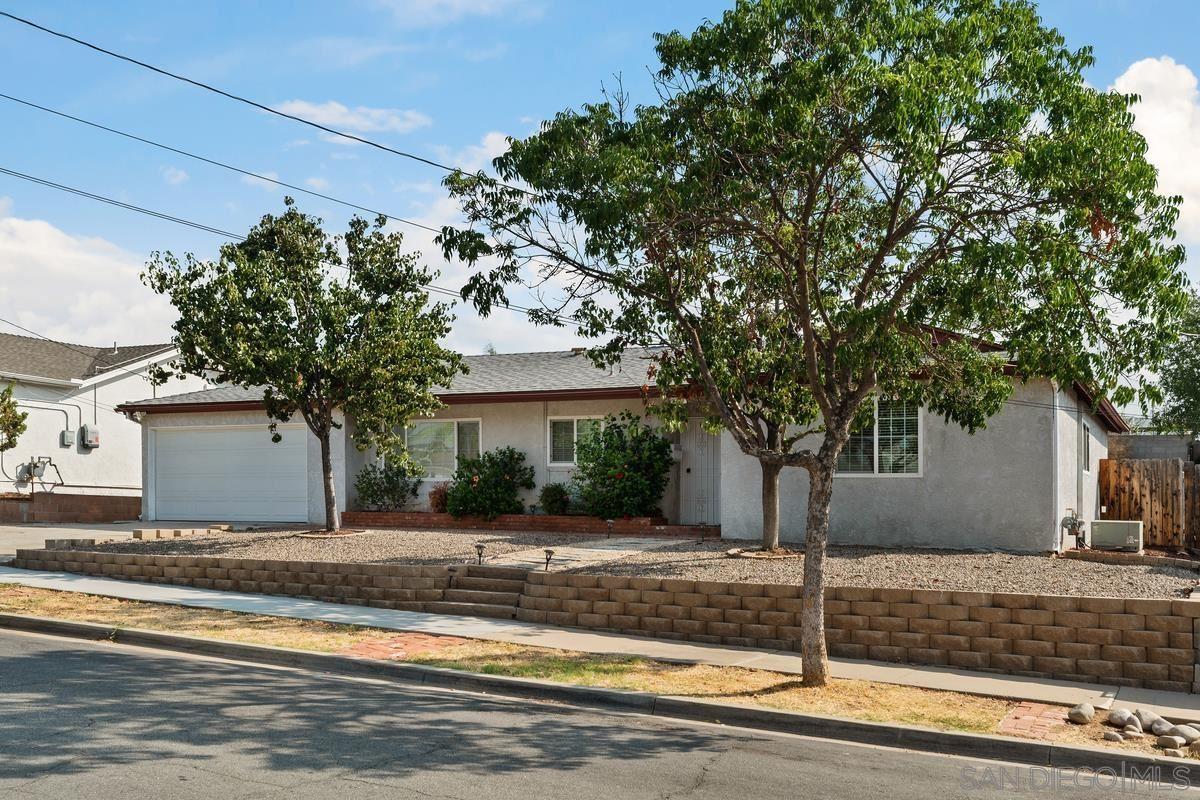 Photo of 9343 Oakbourne Rd, Santee, CA 92071 (MLS # 210025761)