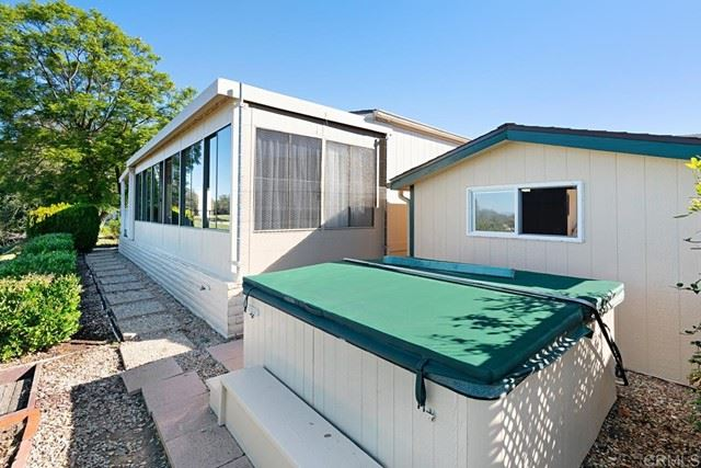 Photo of 18218 Paradise Mountain Rd Spc 158, Valley Center, CA 92082 (MLS # NDP2109762)