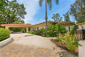 Photo of 17501 Los Eucaliptos, Rancho Santa Fe, CA 92067 (MLS # 190056764)