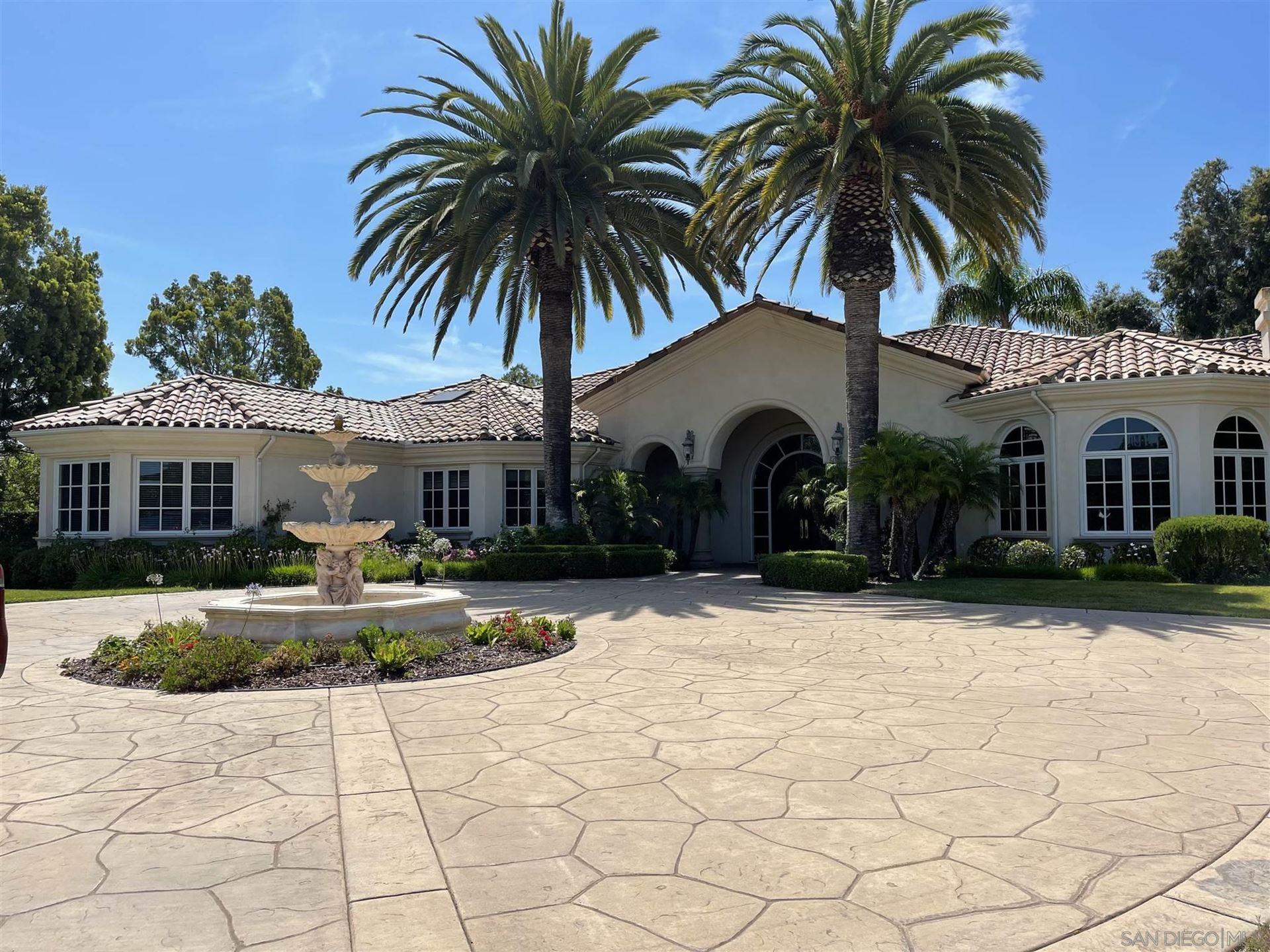Photo of 14175 Dalia Drive, Rancho Santa Fe, CA 92067 (MLS # 210021764)
