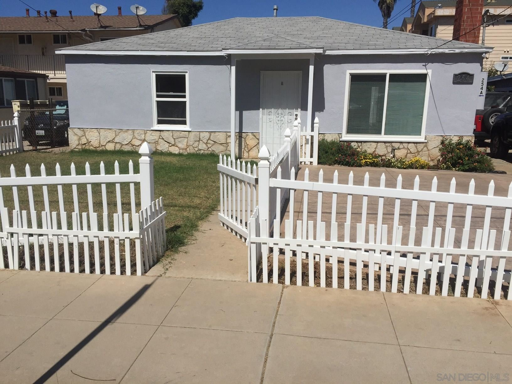 Photo of 254 Donax Ave, Imperial Beach, CA 91932 (MLS # 210008765)