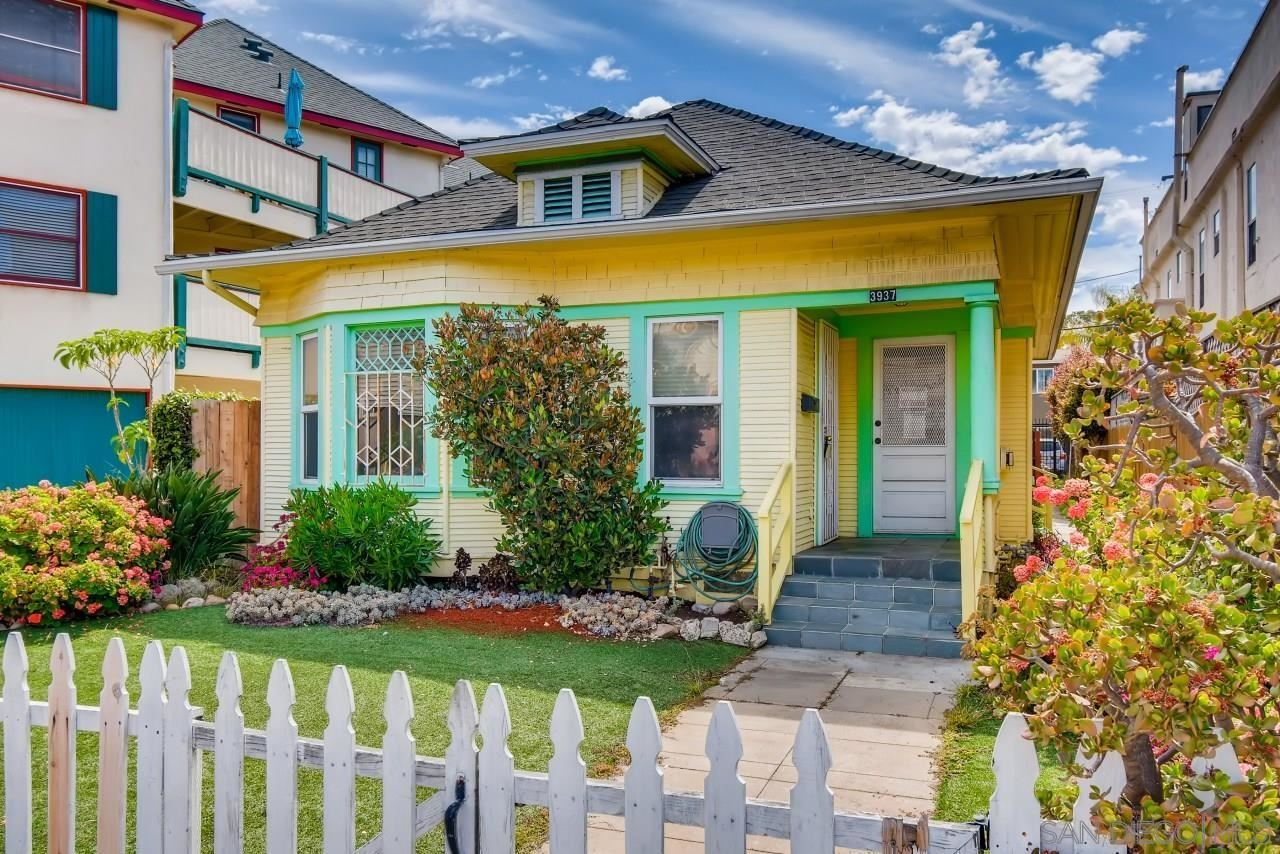 Photo of 3937 8th Ave, San Diego, CA 92103 (MLS # 210015766)