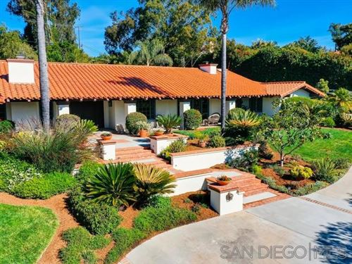 Photo of 5354 El Camino Del Norte, Rancho Santa Fe, CA 92067 (MLS # 200022767)
