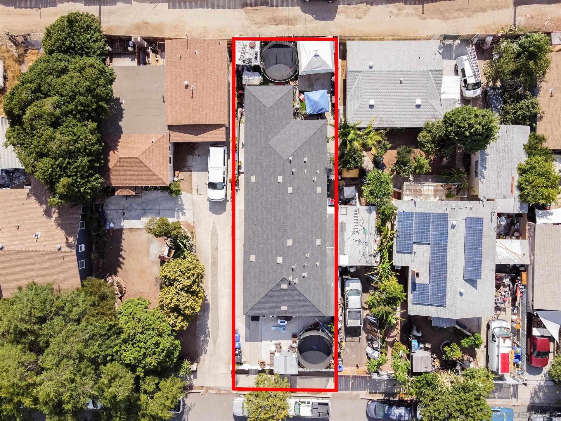 Photo of 828-30 Quail St, San Diego, CA 92102 (MLS # 210020768)