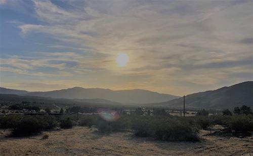 Photo of Wells Fargo Trl, Julian, CA 92036 (MLS # NDP2107769)
