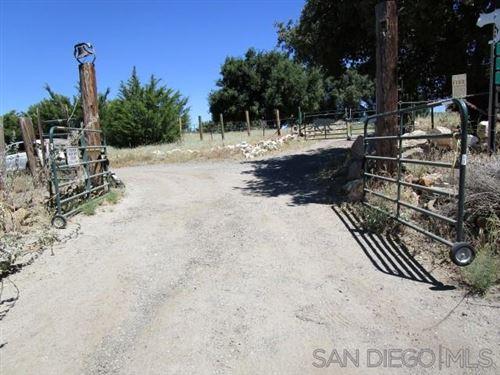 Photo of 13895 Boulder Creek Rd, Julian, CA 92036 (MLS # 190037771)
