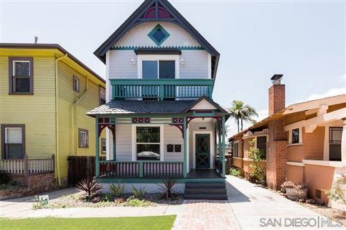 Photo of 930 20Th St, San Diego, CA 92102 (MLS # 210022774)