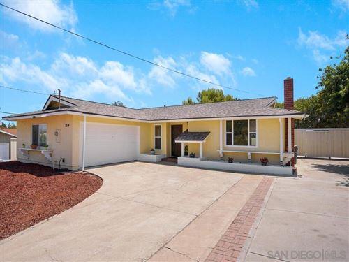 Photo of 1874 Massachusetts Ave, Lemon Grove, CA 91945 (MLS # 210020775)